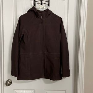 Free country fleece lined jacket